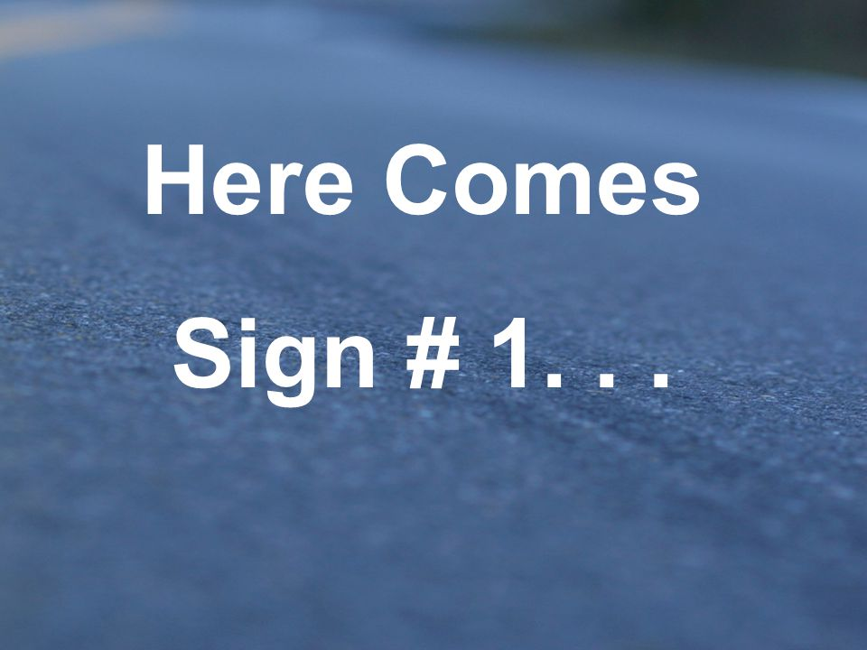 Here Comes # 46 - Signal...