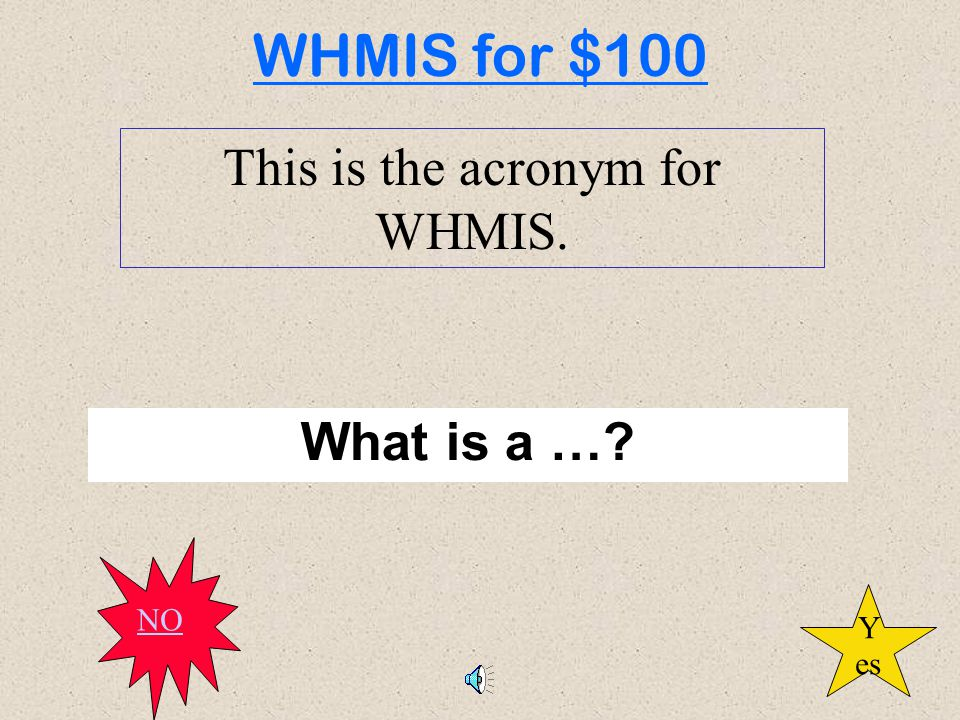 What is a ….