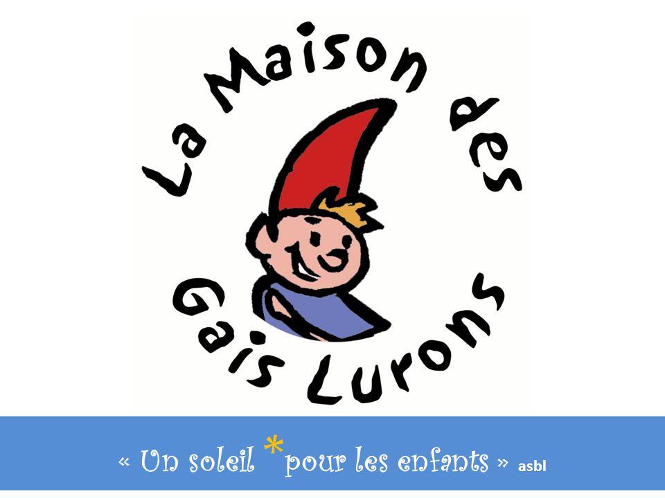 « Un soleil * pour les enfants » asbl