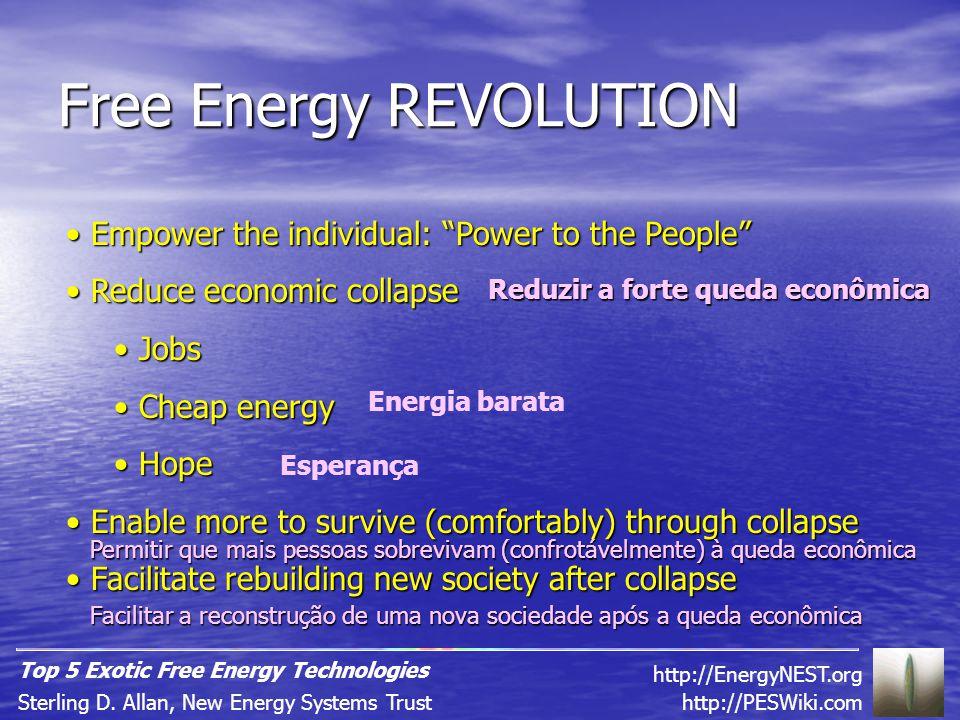 Free Energy REVOLUTION http://PESWiki.comSterling D.