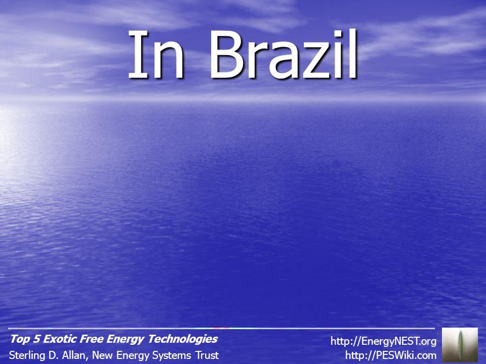 In Brazil http://PESWiki.comSterling D.