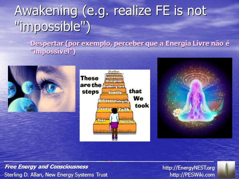 Awakening (e.g.