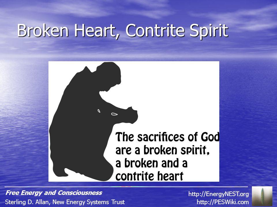 Broken Heart, Contrite Spirit http://PESWiki.comSterling D.