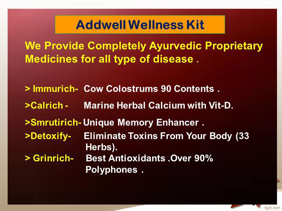 Addwell Wellness Kit @ 1999 1No's Health Products Bracelet or Nano Fabric Shirt or