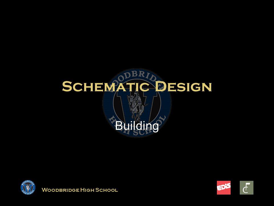 Woodbridge High School Schematic Design Building
