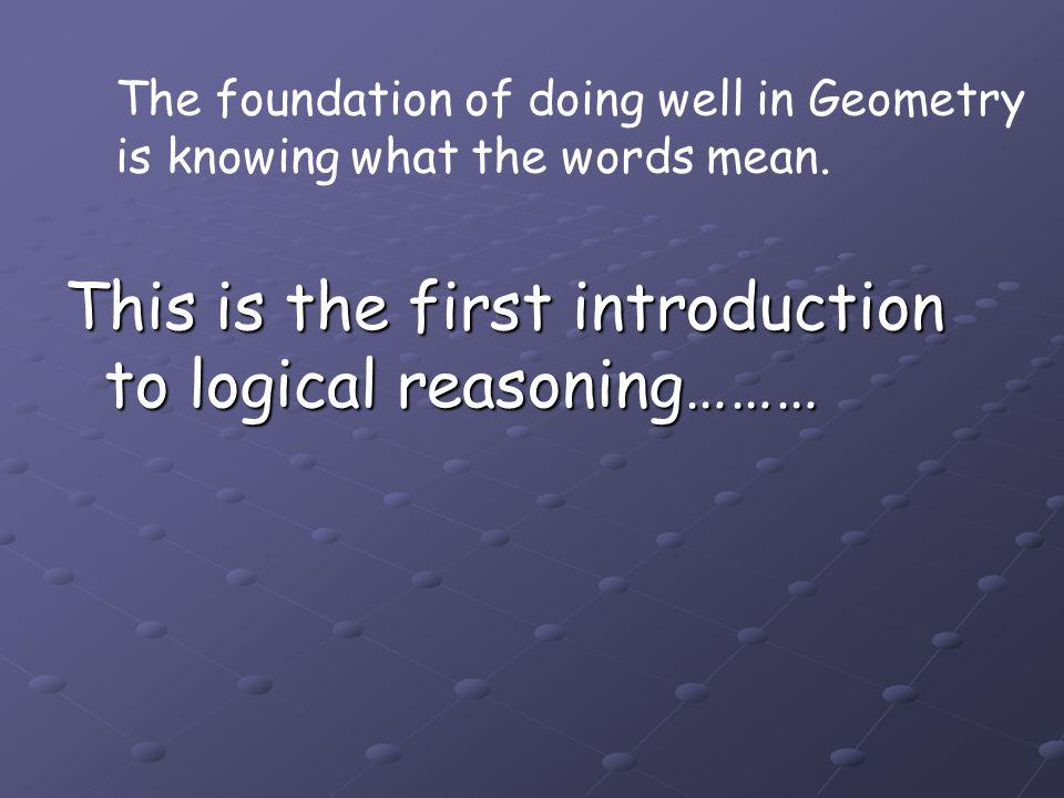 Homework P. 35 #1-29 Odd Read 2.2 P. 40 CE 1-11