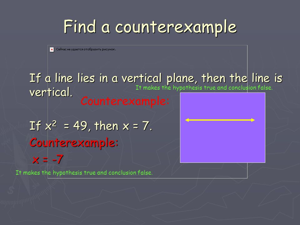 Other Forms of Conditional Statements General formExample If p, then q.If 6x = 18, then x = 3.
