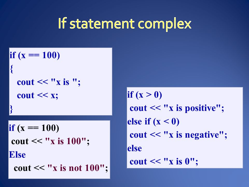 Int main( ) { int score; cout<< Enter the test score : ; cin>> score ; if (score >100) cout<< Error :score is out of range ; else if(score >= 90) cout <<'A' ; else if(score >= 80) cout <<'B' ; else if(score >= 70) cout <<'C' ; else if(score >= 60) cout <<'D' ; else if(score >= 0) cout <<'F' ; else cout<< Error: Score is out of range ; } Write a program that check an entered score value using If statement.