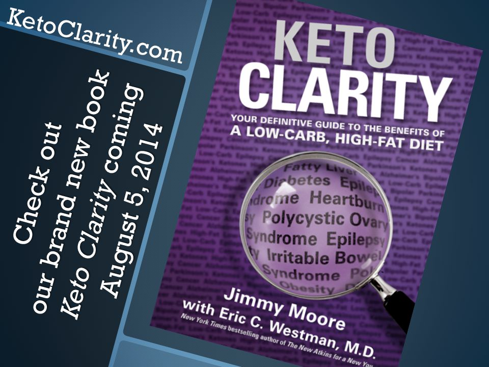 MOMENT OF CLARITY QUOTE from Bryan Barksdale  A ketogenic diet is a great opportunity for self- experimentation.
