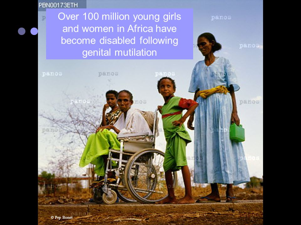 20 million women become disabled each year after giving birth.