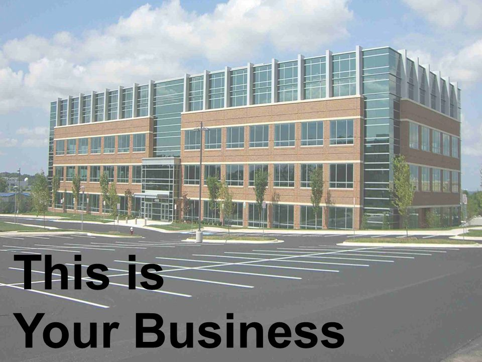 This is Your Business