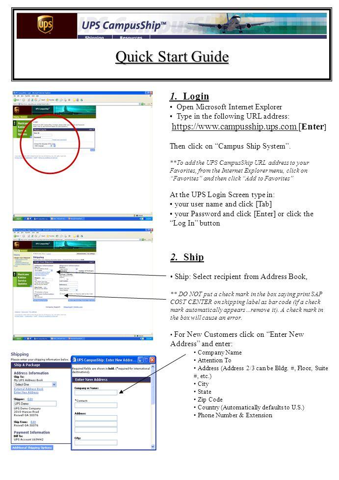 Quick Start Guide 1.