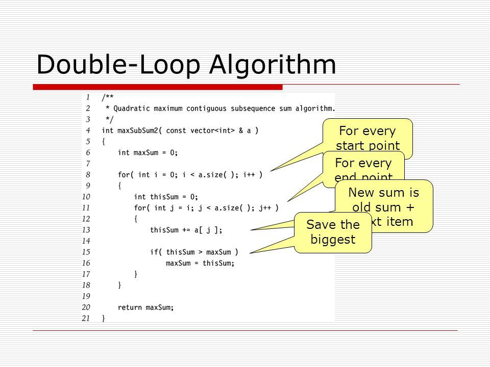 Algorithm 2 Run-Times