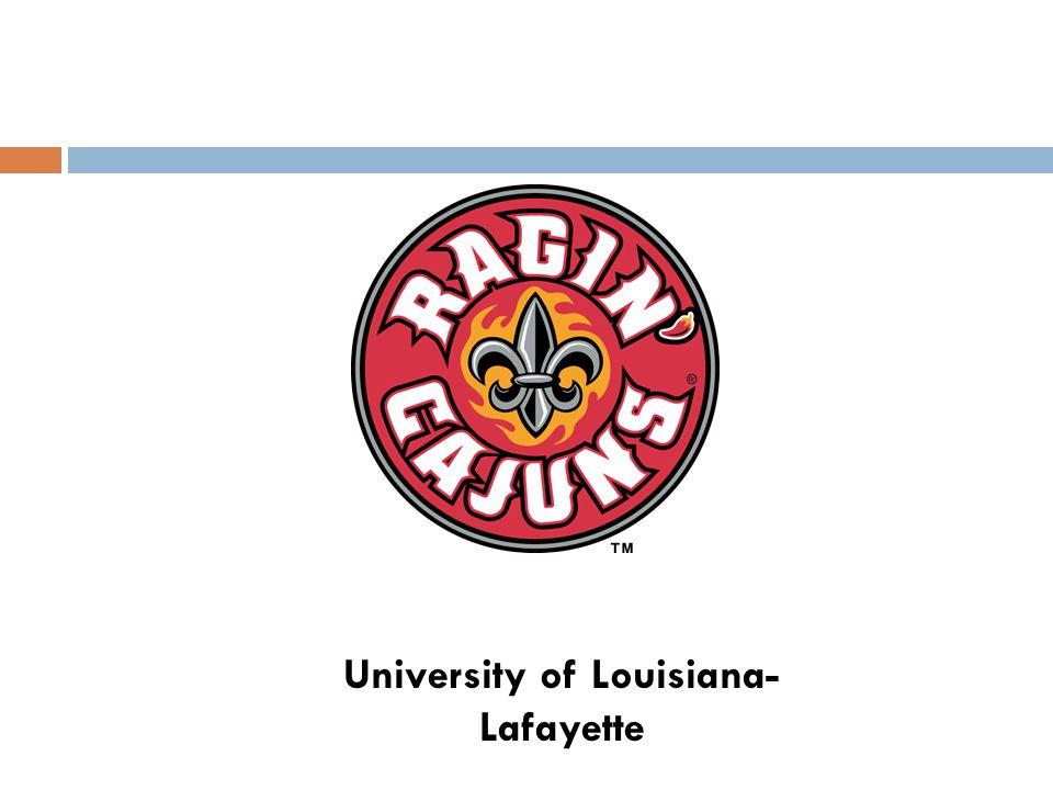 University of Louisiana- Lafayette