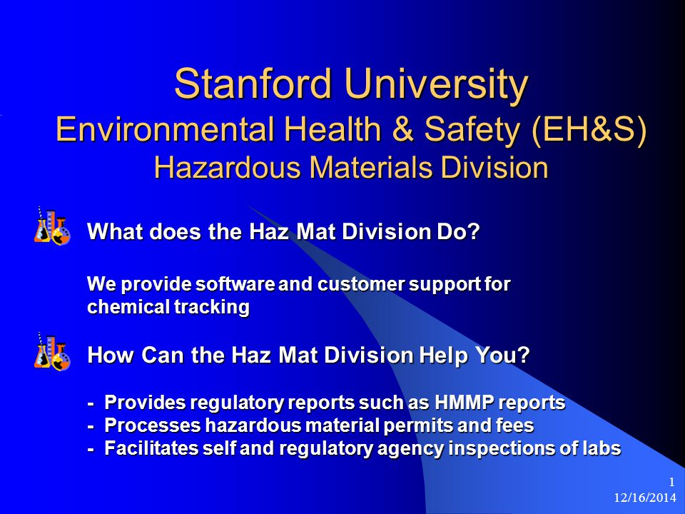 12/16/2014 2 HMBP/HMMP Report (Hazardous Materials Business Plan/ Hazardous Materials Management Plan) http://www.unidocs.org/hazmat/business-plan/un-020.doc http://www.unidocs.org/hazmat/business-plan/un-020.doc All facilities in Unidocs member jurisdictions that use or store hazardous materials (defined as either virgin or waste materials) in any quantity are required to report such use or storage to the appropriate local agency.