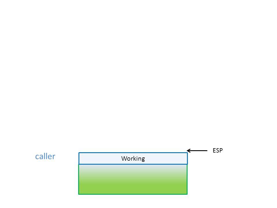 caller ESP Working