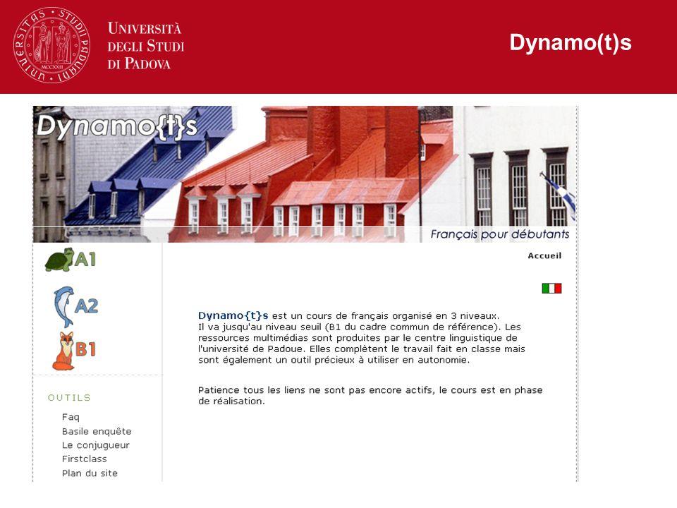 Dynamo(t)s