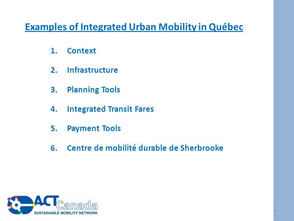 Thank you! Claude d'Anjou Executive Director claudedanjou@mobiligo.ca www.mobiligo.ca 24