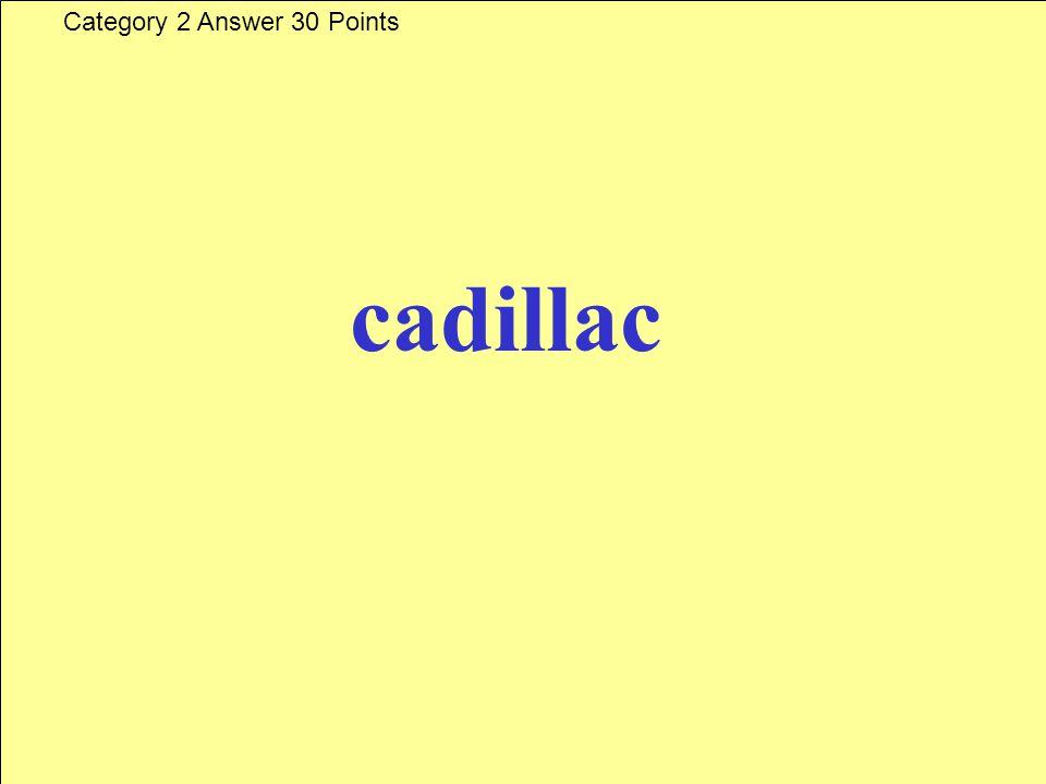 Category 2 Question 30 Points Cual es esta marca de tenis Answer
