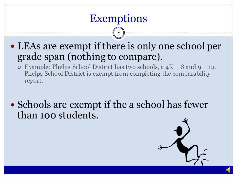 Grade Spans 5 Elementary  PK – 5  K – 8 Middle  6 – 8  6 – 9 High  9 – 12  9 – 10  11 – 12