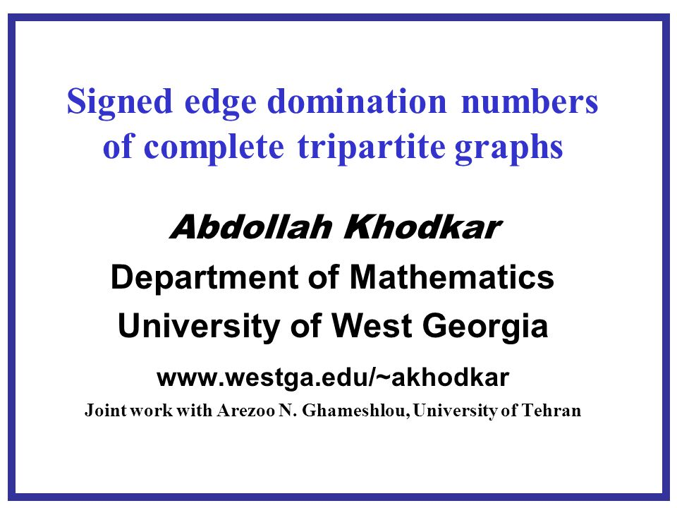 12 A sharp lower bound for signed edge k-domination number B.