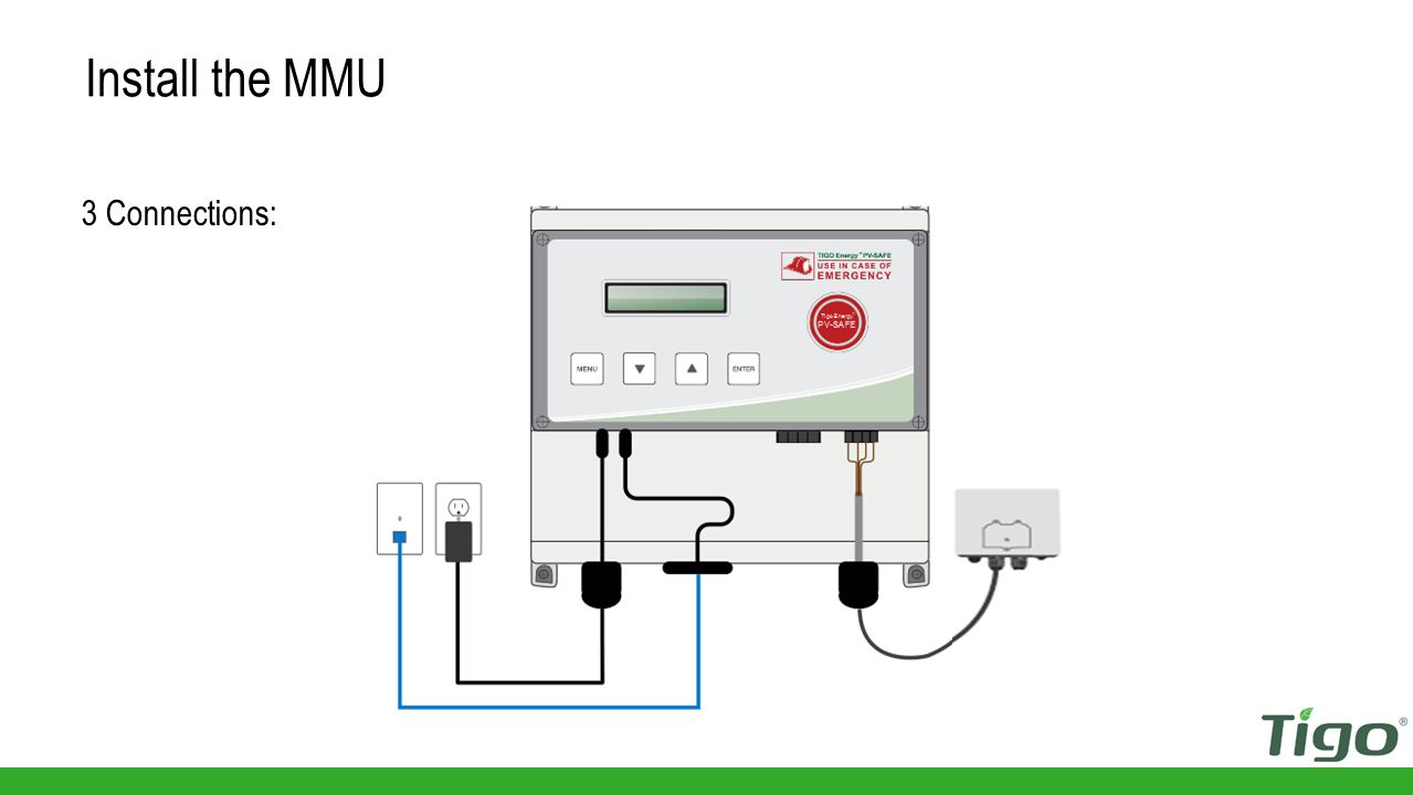 If using more than 1 PV module types, press 'Add Module Type' Configure the System