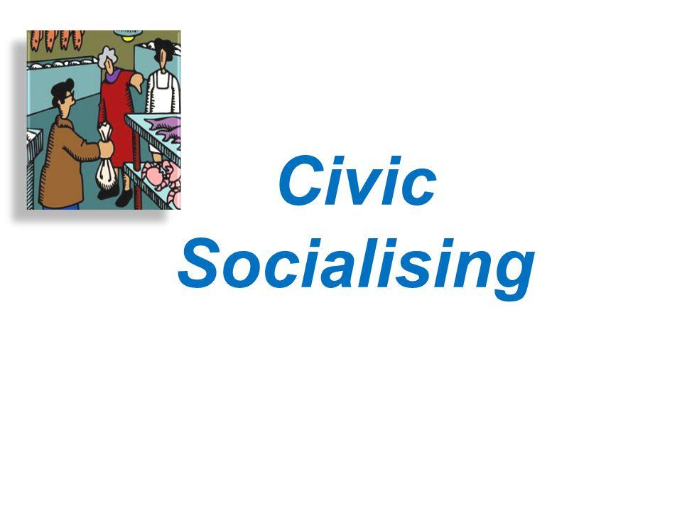 Aim Civic Socialising