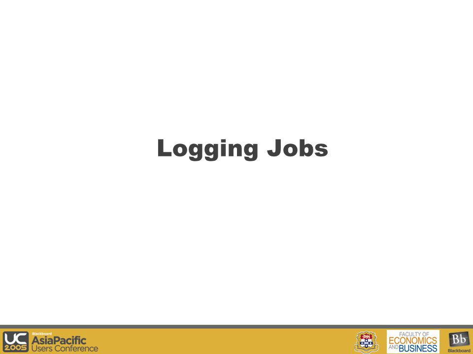 Your Logo Here Logging Jobs