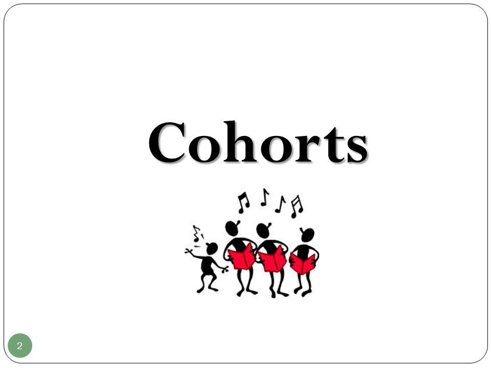 2 Cohorts