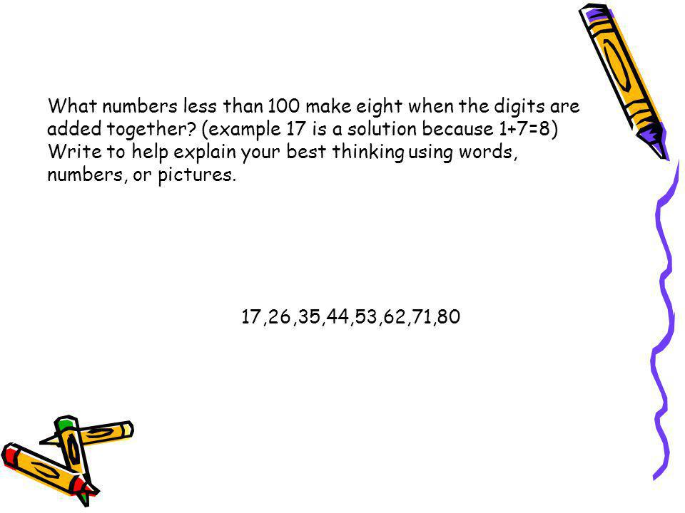 The sum of two numbers is 15.The difference between the same two numbers is 3.