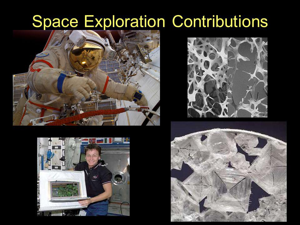 Space Exploration Contributions