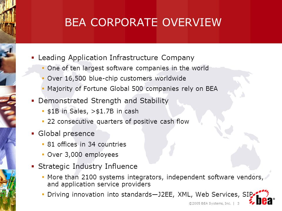 ©2005 BEA Systems, Inc.