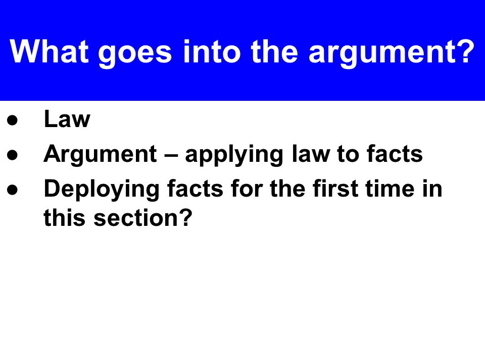 Assertion: The accused cannot complain that his s.