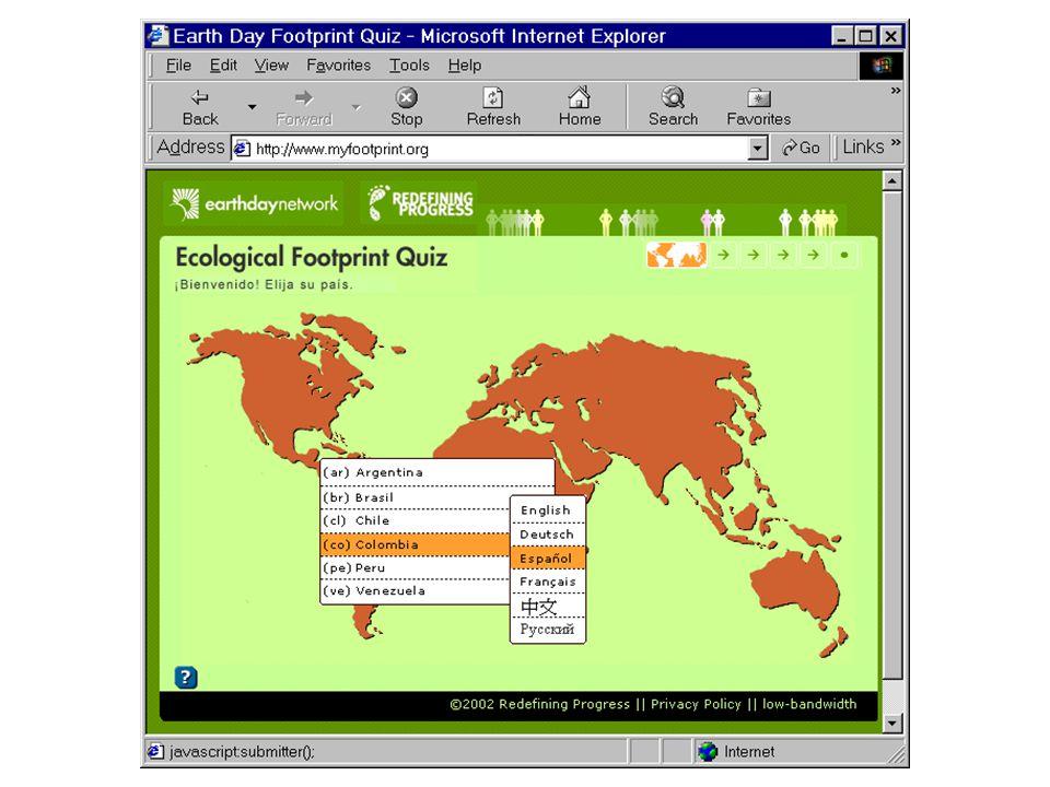 www.myfootprint.org