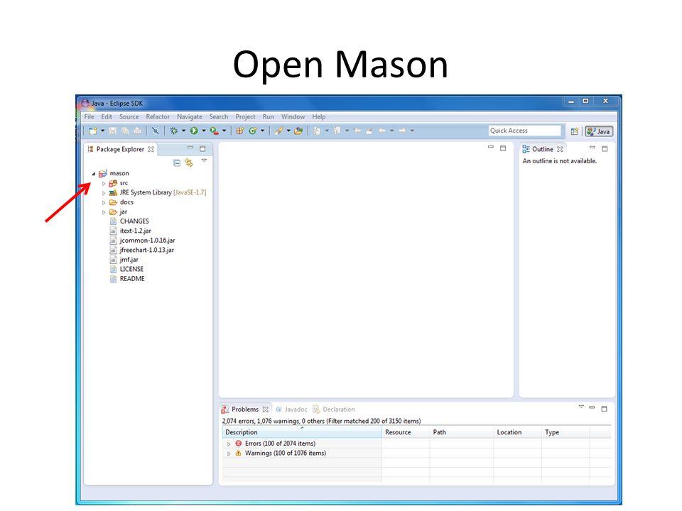 Open Mason