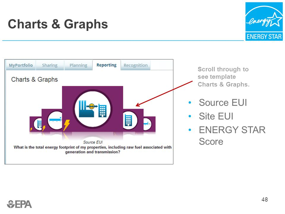 Charts & Graphs 48 Scroll through to see template Charts & Graphs.