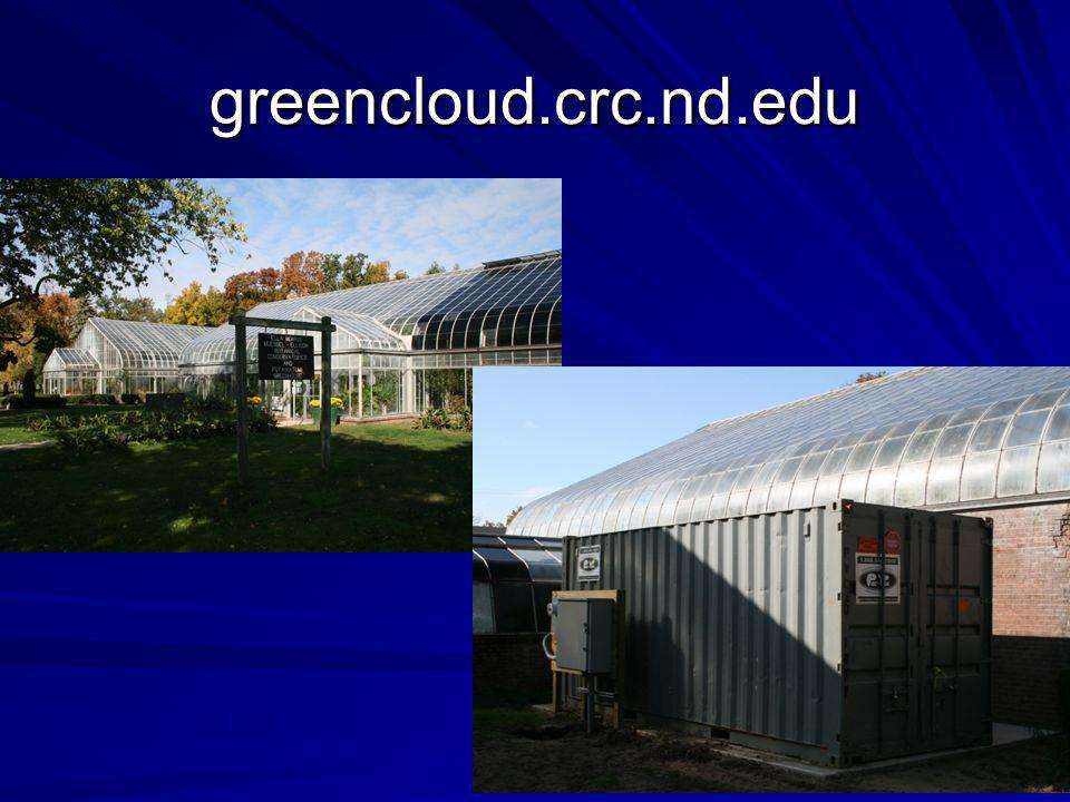 greencloud.crc.nd.edu 7