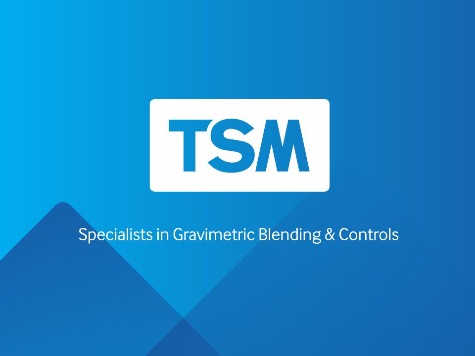 Global Support Services One of our highest priorities is ensuring that plastic producers achieve the greatest possible performance from their TSM investment.