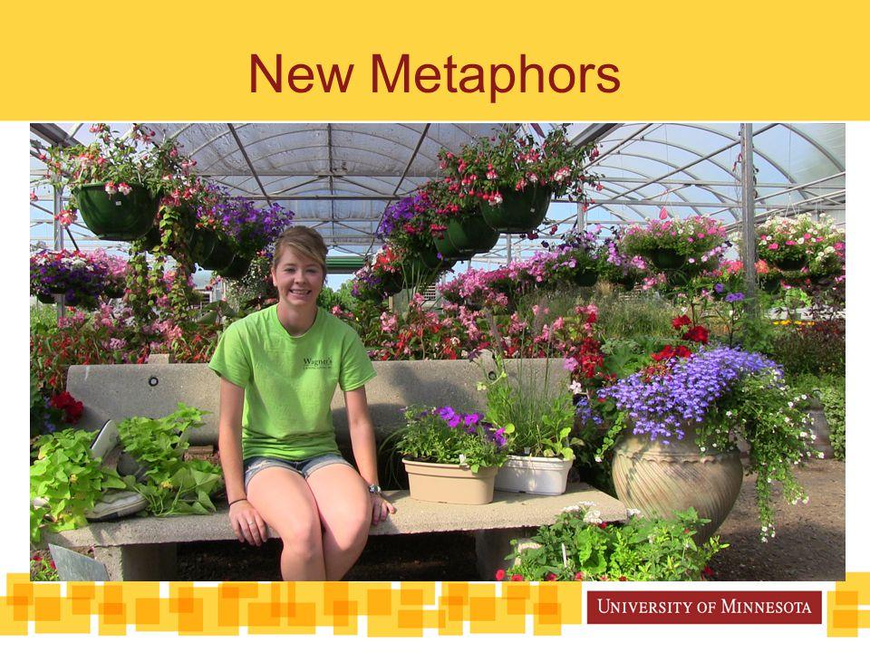 New Metaphors