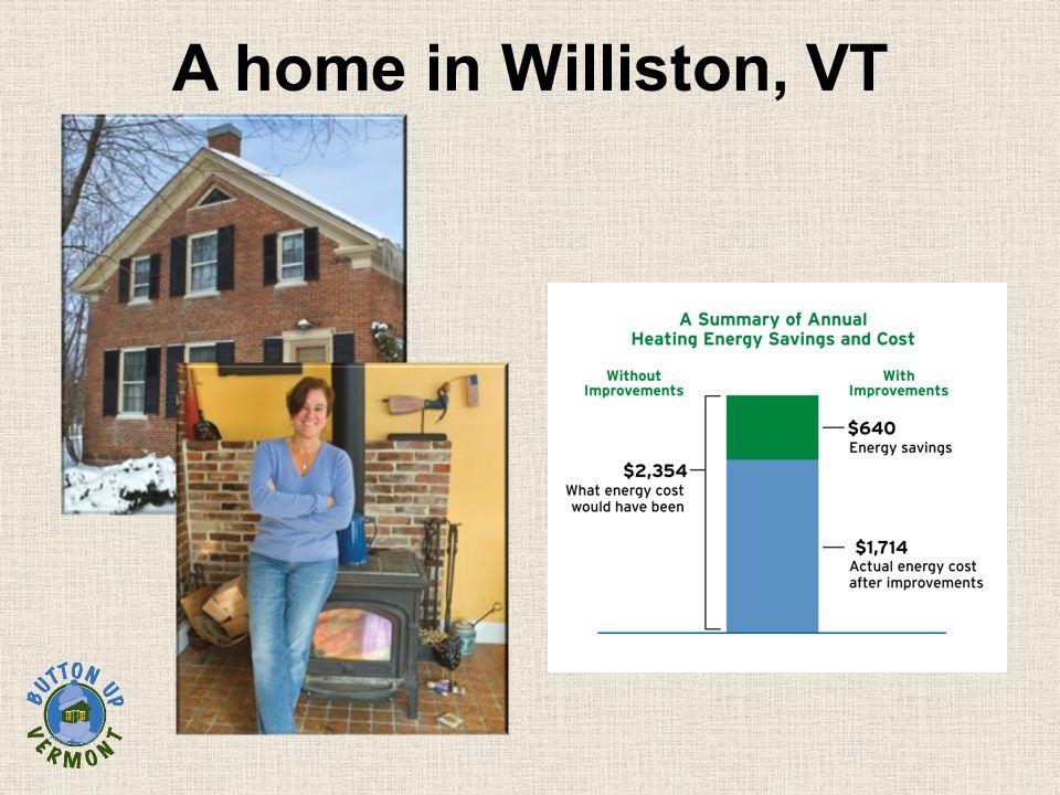 A home in Williston, VT