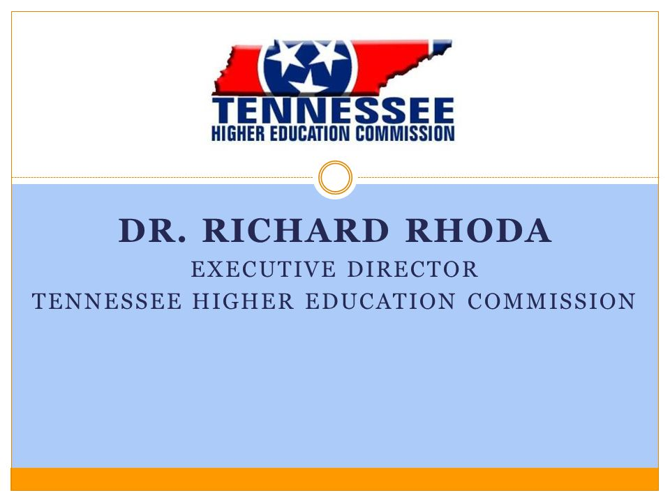 MATT FREEMAN DATA ANALYST, GEAR UP TN TENNESSEE HIGHER EDUCATION COMMISSION LEIGH ANN BODIE ASSISTANT DIRECTOR OF COLLEGE ACCESS INITIATIVES TENNESSEE HIGHER EDUCATION COMMISSION COLLABORATIVE DATA REVIEW AND GOAL SETTING ACTIVITY