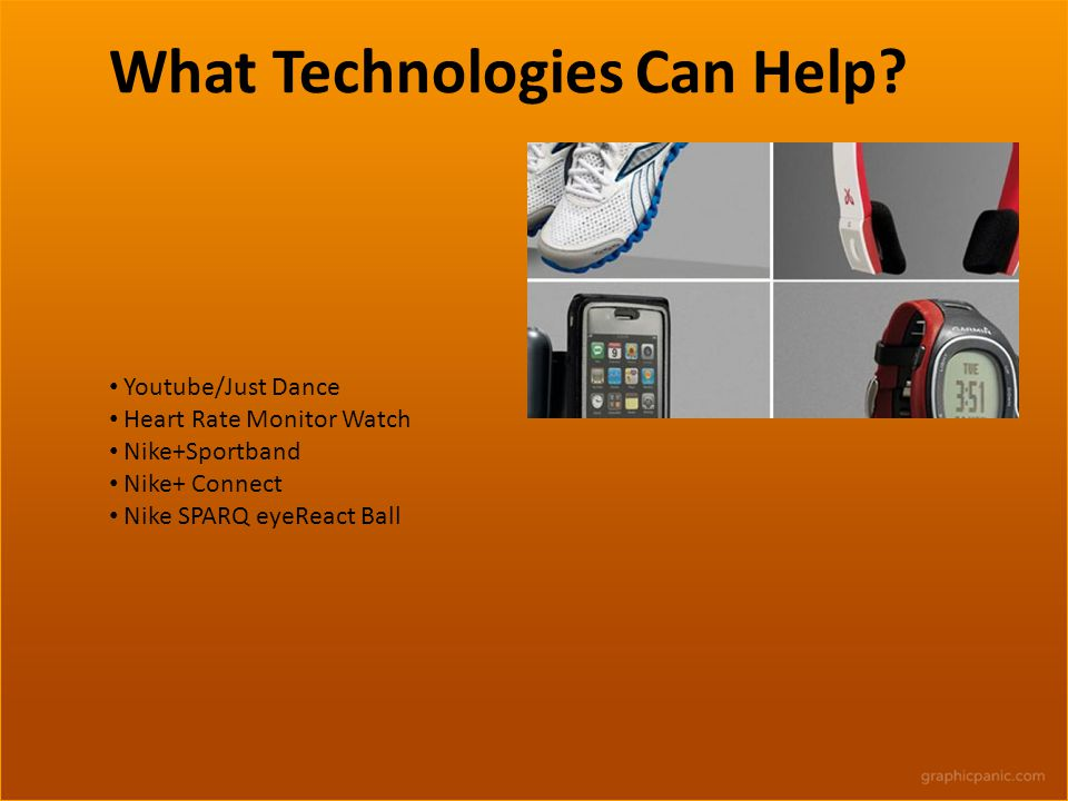 Youtube/Just Dance Purpose: To provide visual aid for students to interact with.