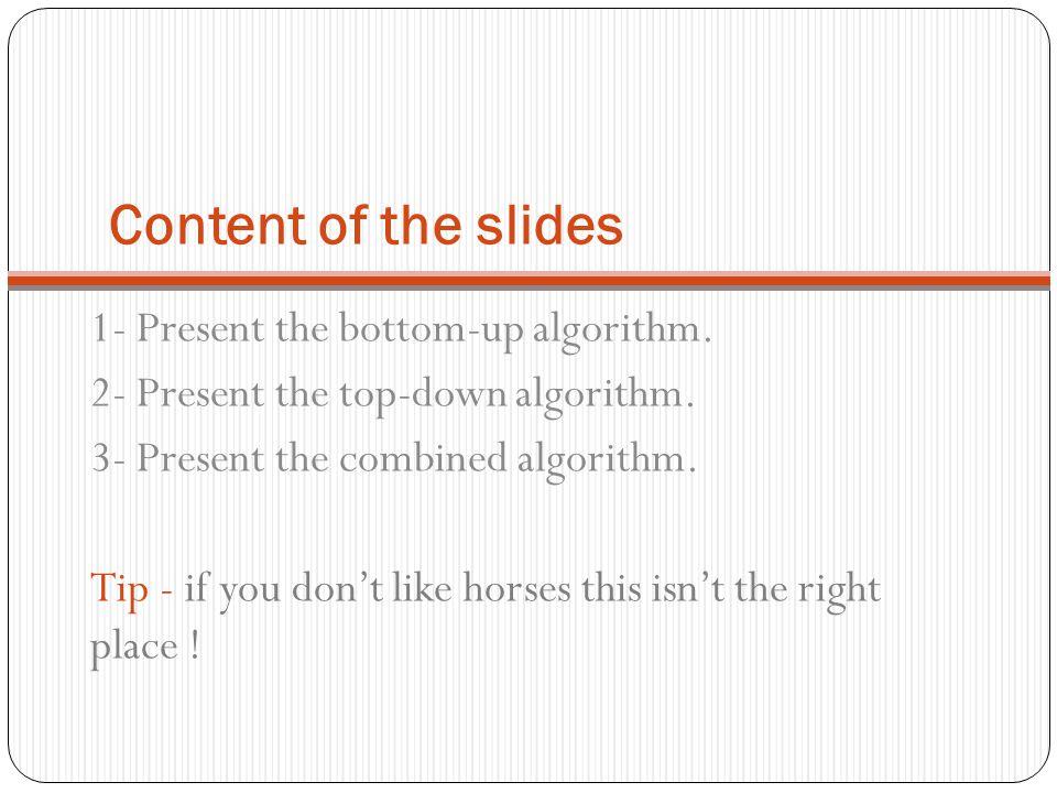 Consistency – Example (2)