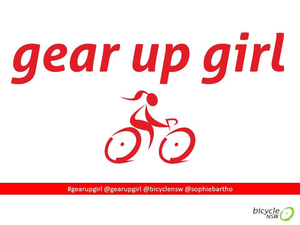 #gearupgirl @gearupgirl @bicyclensw @sophiebartho