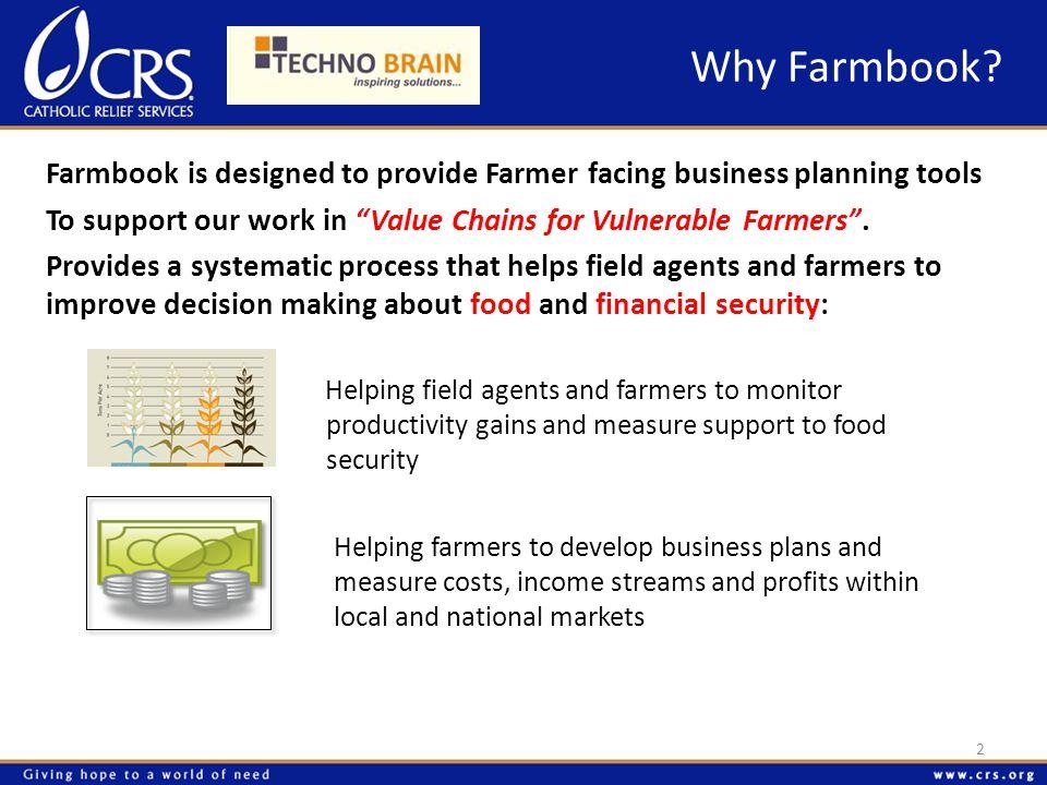 Why Farmbook.