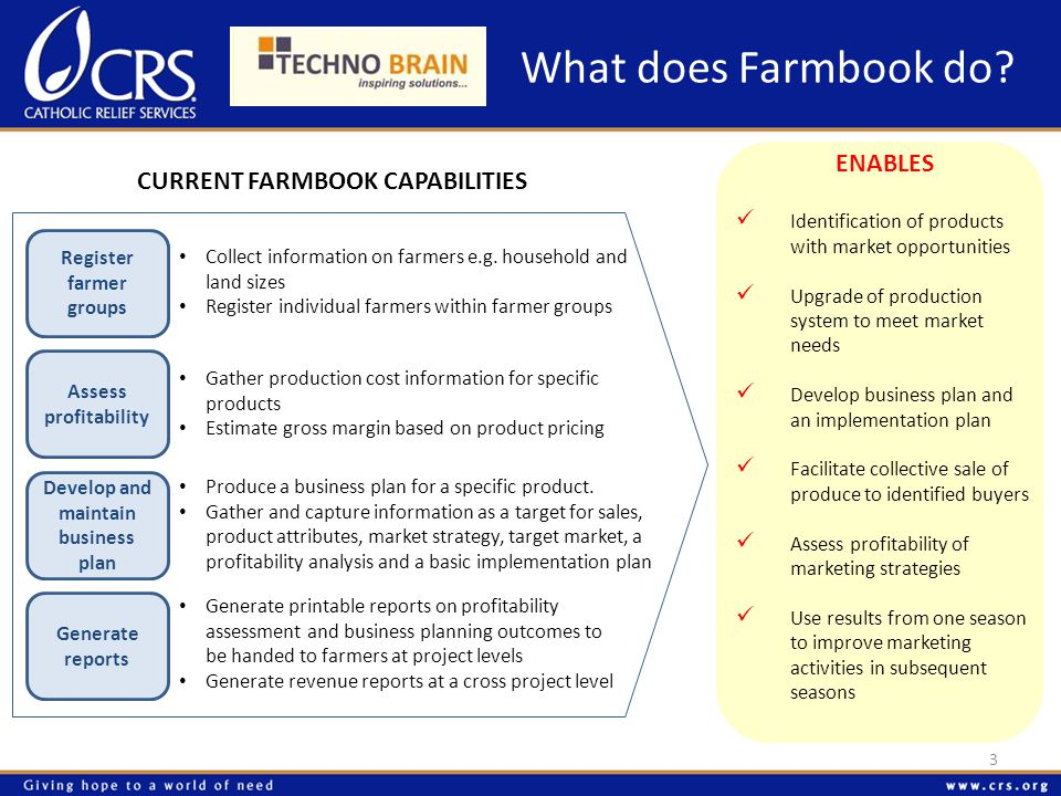 What does Farmbook do.