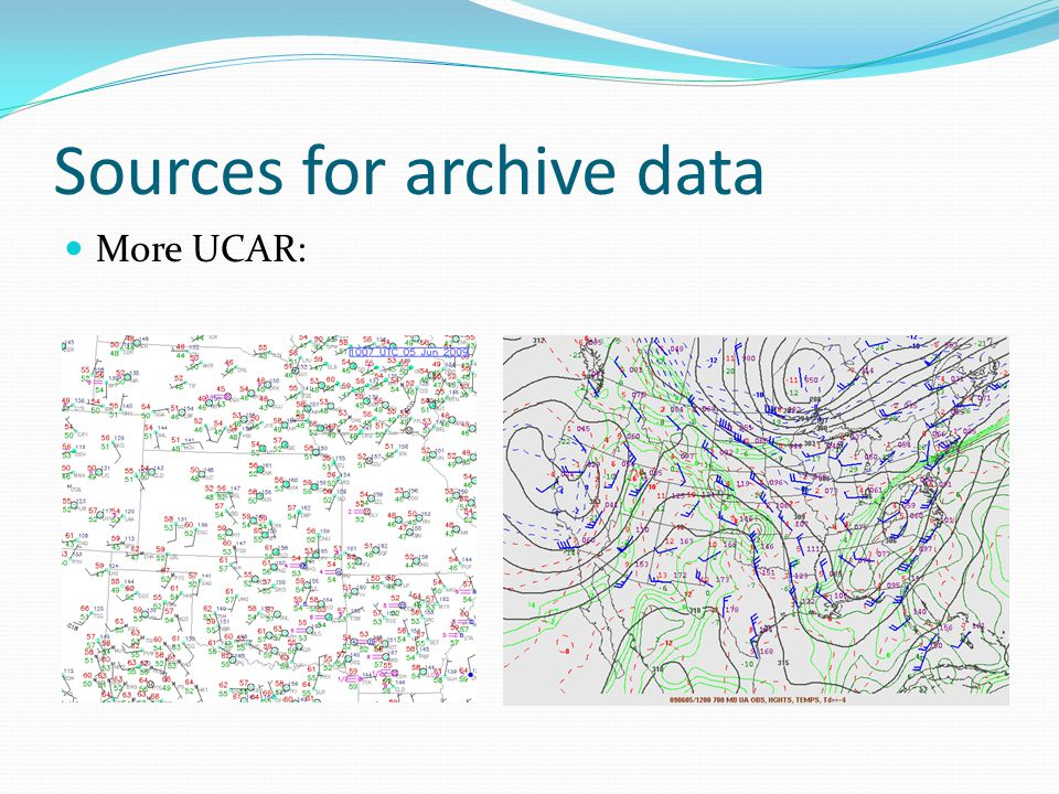 Save sequences of images Right click on an image and Save Image As Save multiple images to animate later Surface Analysis Example