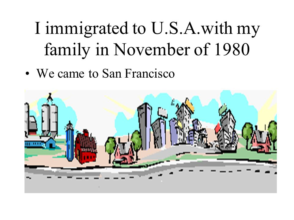 I worked in child-care in Chinatown from 1982 to 1985 and then I was laid-off I used to take care of children