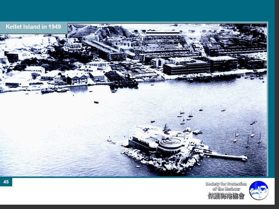 45 Kellet Island in 1949