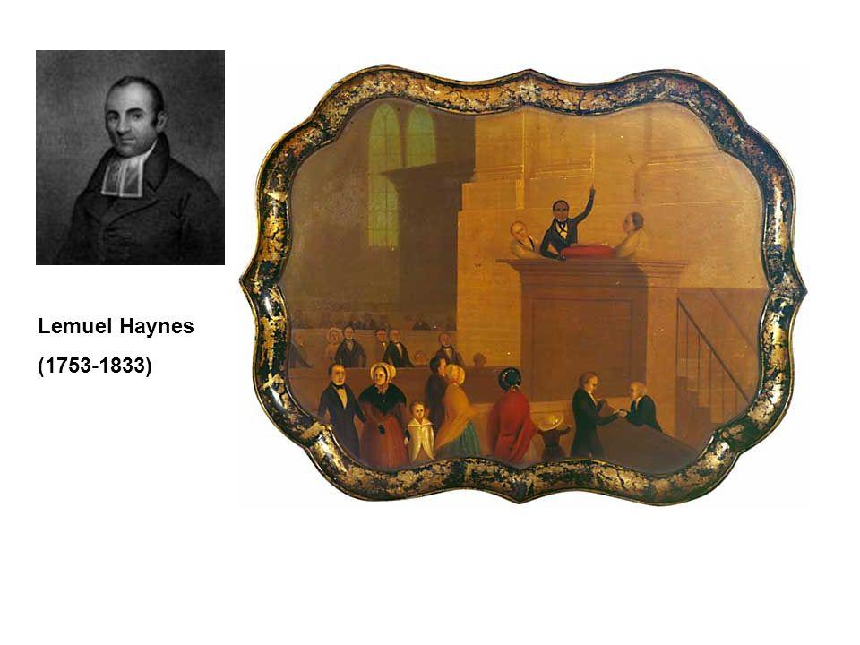 Lemuel Haynes (1753-1833)